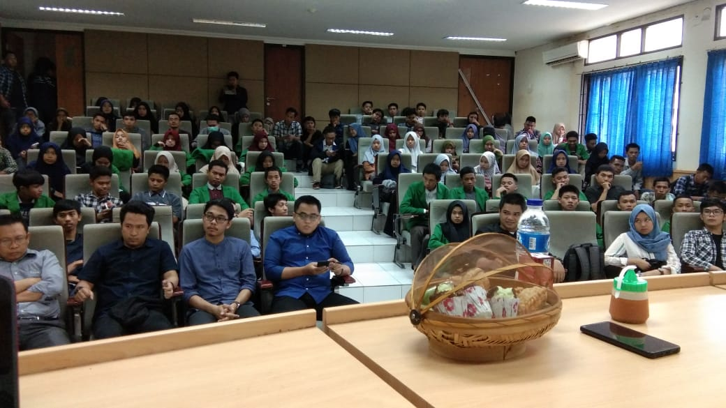 "Seminar Arsitektur ""Architects  Goes  to Campus"""